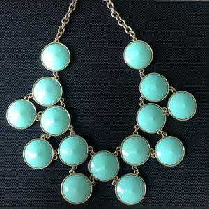 Turquoise Blue Elegant Necklace